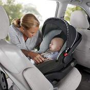 Amazon: Graco SnugRide Click Connect 30/35 LX Infant Car Seat Base, Black...
