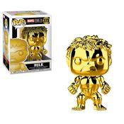 Amazon: Funko Pop Marvel Studios Hulk Collectible Figure (Gold Chrome)...
