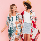 Cents of Style: Kimonos 50% off + Free Shipping