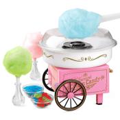Amazon: Nostalgia Vintage Hard & Sugar-Free Candy Cotton Candy Maker...