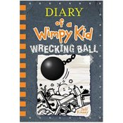 Amazon: Pre-Order Diary Of A Wimpy Kid Book 14 Wrecking Ball (Hardcover)...