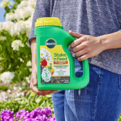Amazon: Shake 'N Feed All Purpose Continuous Release Plant Food $11.98...