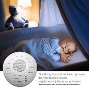 Amazon: SonWave White Noise Sound Machine $15.25 (Reg. $37.99)