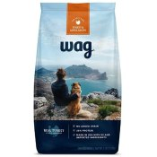 Amazon: Wag Dry Dog Food Trial-Size Bag, Turkey & Lentil, 2.2 Kg as low...