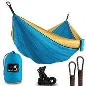 Amazon: XL Double Parachute Hammock $19.99 (Reg. $25.99)
