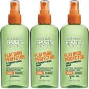 Amazon: 3 Pack Garnier Fructis Style Flat Iron Perfector Hair Straightening...