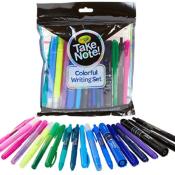 Amazon Prime: 15-Piece Crayola Take Note, Colorful Writing Set $19.99