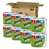 Amazon: 16 Count Bounty Quick-Size Paper Towels, White as low as $30.01...