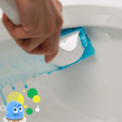 Amazon: Scrubbing Bubbles 20-Count Fresh Brush Toilet Cleaning Refills...