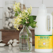 Amazon: 6 Bottles of Mrs. Meyer's Clean Day Fabric Softener = 192 Loads...