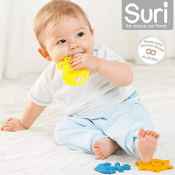 Amazon: 3 Silicone Teething Toys $10.29 (Reg. $19)