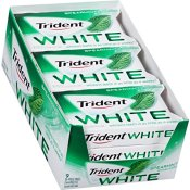 Amazon: 144 Count Trident White Spearmint Sugar Free Gum as low as $4.90...