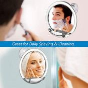 Amazon: Fogless Shower Mirror with Built-in Razor Holder $12.49 After Code...