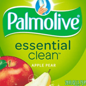 Amazon: Palmolive Dishwashing Liquid Dish Soap, Apple Pear - 28 fluid ounce...