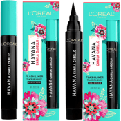 Amazon: L'Oreal Paris Camila Cabello Havana Flash Liner Liquid Eyeliner...