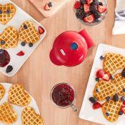 Amazon: Dash Mini Heart Maker Waffle Iron $11.99 (Reg. $14.99)
