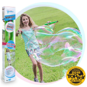 Amazon: Giant Bubble Wands Kit $14.95 (Reg. $17.99)