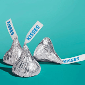 Amazon: HERSHEY'S Milk Chocolate KISSES Party Bag, 35.8 oz $7.05 (Reg....