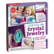 Amazon: KLUTZ Grow Your Own Crystal Jewelry Science Kit $7.72 (Reg. $22.99)