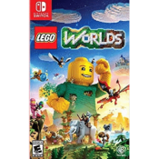 Amazon: LEGO Worlds Nintendo Switch Video Game $13.99 (Reg. $24.99)