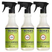 Amazon: Pack of 3 Mrs. Meyer's Multi-Surface Everyday Cleaner, 16 fl...