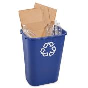 Amazon: Plastic Resin Deskside Recycling Can $9.97 (Reg. $20.19)