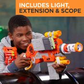 Amazon: Scravenger Nerf Zombie Strike 2- Dart Blaster Set $24.99 (Reg....