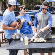 Amazon: 5 Piece Tool Kit for BBQ Grill $17.99 (Reg. $29.99)