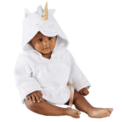 Amazon: Simply Enchanted Unicorn Hooded Spa Robe $16.19 (Reg. $34)