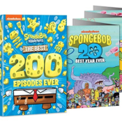 Amazon Prime: SpongeBob SquarePants - The Best 200 Episodes Ever! $68.99...