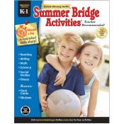 Amazon: Summer Bridge Activities Workbook – Grades K–1 $8.99 (Reg....