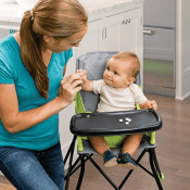 Amazon: Pop and Sit Portable Highchair $25.39 (Reg. $49.99) + Free Shipping