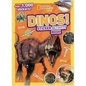 Amazon: National Geographic Kids Dinos Sticker Activity Book $4.16 (Reg.$6.99)