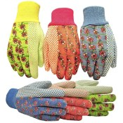 Amazon: 3-Pairs Women Soft Jersey Garden Gloves $7.62 (Reg. $11)