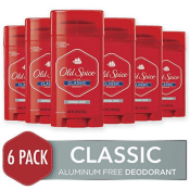 Amazon: 6-Pack Old Spice Classic Deodorant $10.47 (Reg. $19.74)