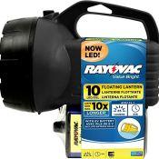 Amazon: RAYOVAC Value Bright 85-Lumen Floating Lantern + Battery $4.92...