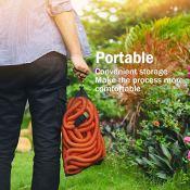 Amazon: 50ft Expandable Garden Hose with Double Latex Core $15.19 (Reg....
