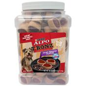 Amazon:  2 Pack 40 Oz. Canisters Purina Alpo Tbonz Filet Mignon Flavor...