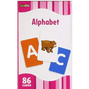 Amazon: Alphabet Flash Cards $1.97 (Reg. $3.95)