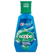 Amazon: Crest Scope Outlast Mouthwash Long Lasting Peppermint $5.84 (Reg....
