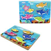 Amazon: Baby Shark Puzzle $9.99 (Reg. $24.99)