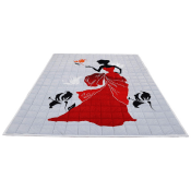 Amazon: Lady in Red Queen Size Weighted Blanket $29.99 (Reg. $49.99) +...