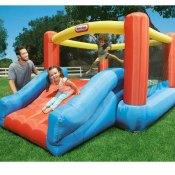 Amazon: Little Tikes Jr. Jump 'n Slide Bouncer $139 (Reg. $229.99) + Free...