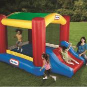 Amazon: Little Tikes Shady Jump n Slide Bouncer $189.98 (Reg. $299.99)...