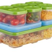 Amazon: Rubbermaid Lunch Box Entrée Kit $10.79 (Reg. $30)
