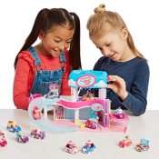 Amazon: Shopkins Cutie Cars Splash 'N' GO Spa Wash $12.99 (Reg. $29.99)