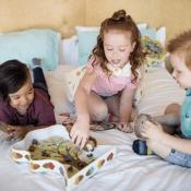 Amazon: The Sneaky, Snacky Squirrel Toddler & Preschool Board Game...