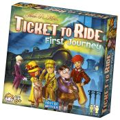 Amazon: Ticket to Ride - First Journey $14.99 (Reg. $34.99)