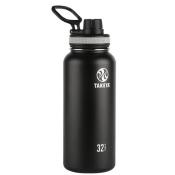 Amazon: Vacuum-Insulated Stainless-Steel Water Bottle $15.45 (Reg. $23.87)
