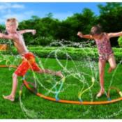 Walmart: Wigglin Sprinkler – 12 Foot Long Kids Sprinkler $8.50 (Reg....